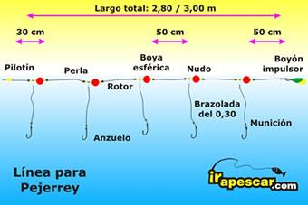 LINEA DE FLOTE
